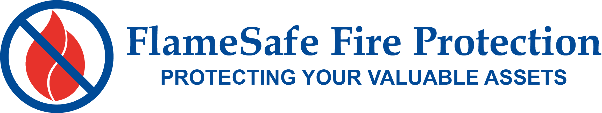 FlameSafe Fire Protection Banner Protecting Your Valuable Assets